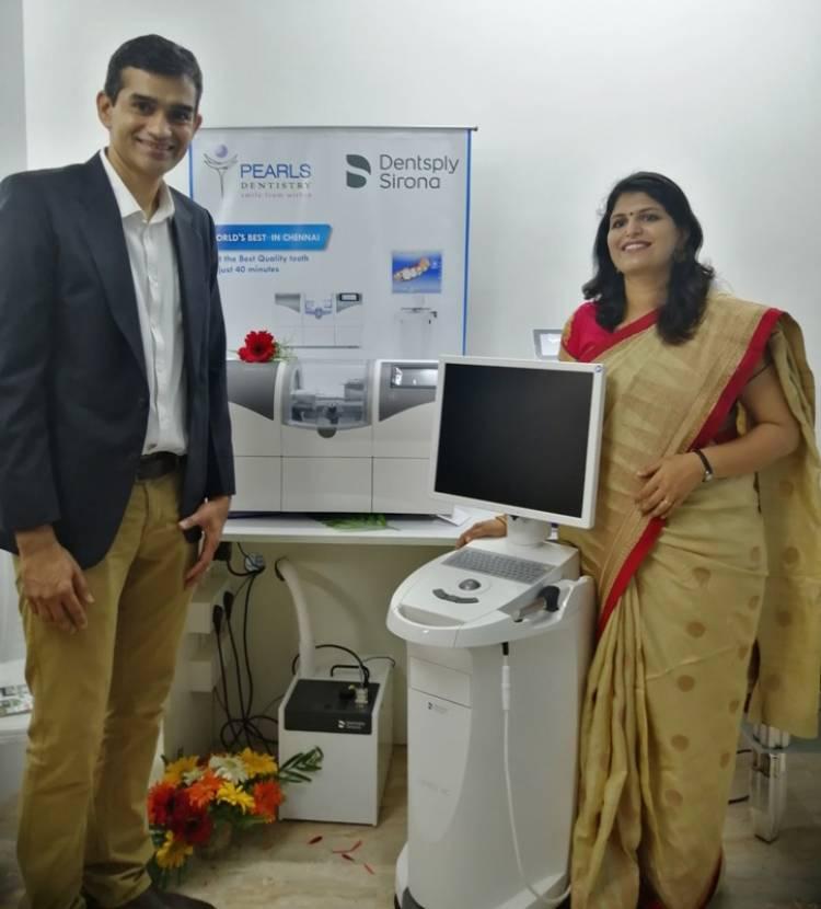 WORLDS BEST in Chennai - CEREC TECHNOLOGY