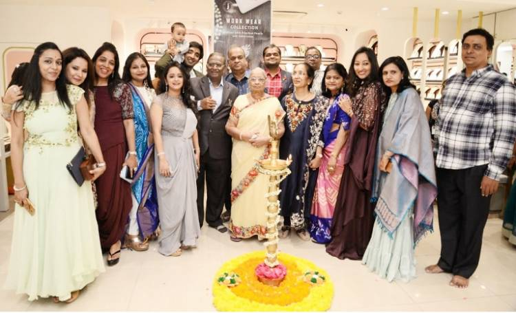 City's oldest jeweller, Sri Jagdamba expands its network with new flagship stores