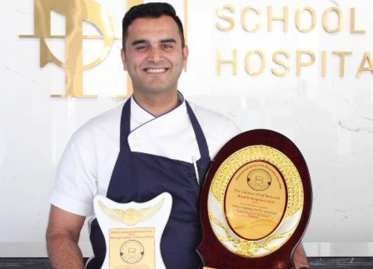 India's Best Chef Academician for 2018