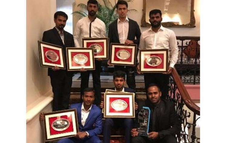TVS Racing sweeps FMSCI National Championship 2018 Awards