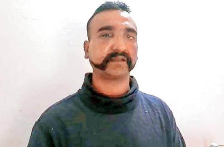 பாகிஸ்தான் ராணுவ அதிகாரியின் கேள்விக்கு பதில் அளிக்க மறுத்த அபிநந்தன்