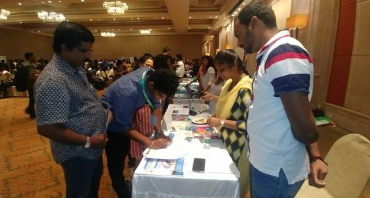 Ireland organized Education Fair in Chennai
