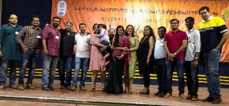 Annual Alumni Meet held at LIBA