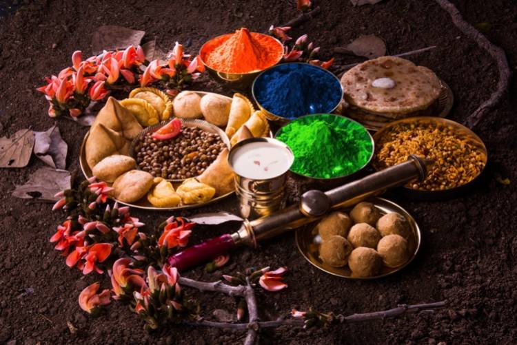 Experience the rich 'Flavours of India' at the Holiday Inn OMR IT Expressway