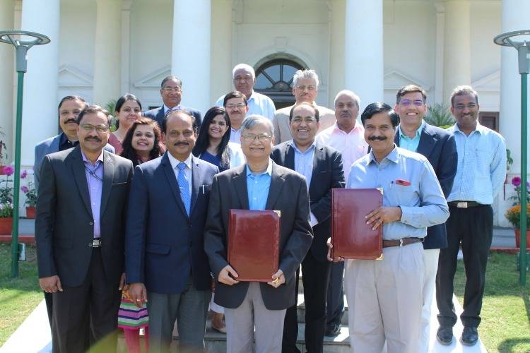MOU Signed between ISRO and IIT Roorkee on ISRO-IIT Roorkee Space Technology Cell