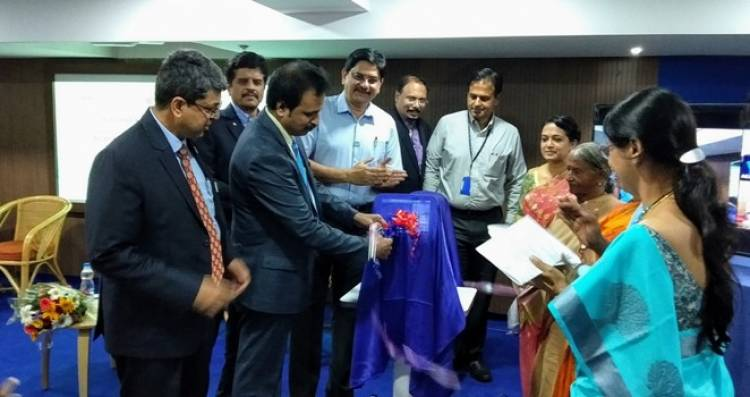 High End Biometry Equipment donated to Aravind Eye Care System by RCME