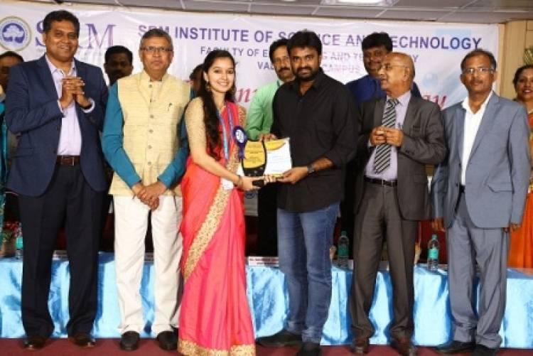 SRM பொறியியல் மற்றும் அறிவியல் நிறுவனம் 10-வது ஆண்டு விழா