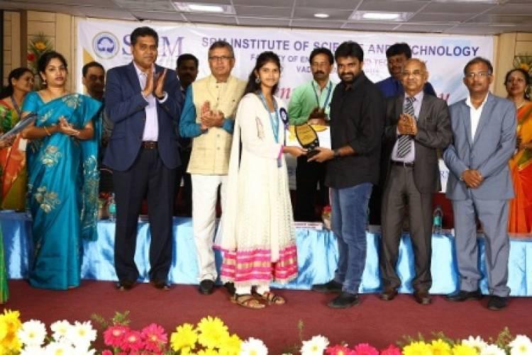 SRMIST, Vadapalani Campus celeberated the Decennial Annual day