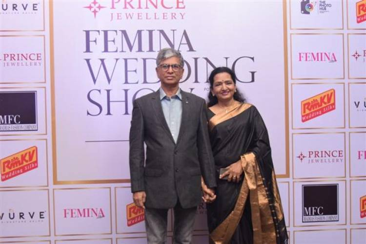 THE FEMINA WEDDING SHOW 2019