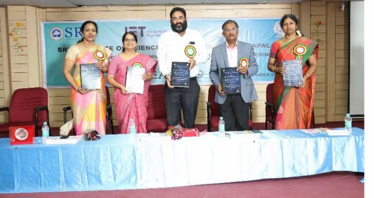SRMIST, Vadapalani campus organized REACT'19!!