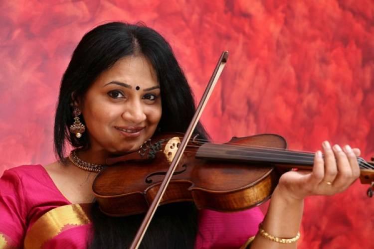"""இந்தியாவில் முதல் முறையாக இசை ஆர்வலர்களுக்காக ஒரு புதிய முயற்சி - """"வயலின் பத்மா – செலக்ட் கிளப்"""""""