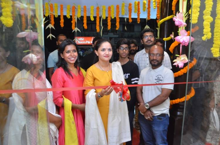 'Aghraharam' launches its newest outlet in Mogappair