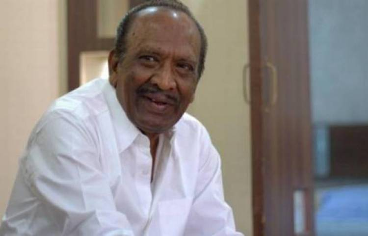 Tamil film director J Mahendran passed away