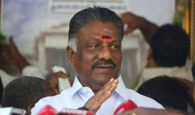 Tamil Nadu will become a hut free state by 2023: Panneerselvam
