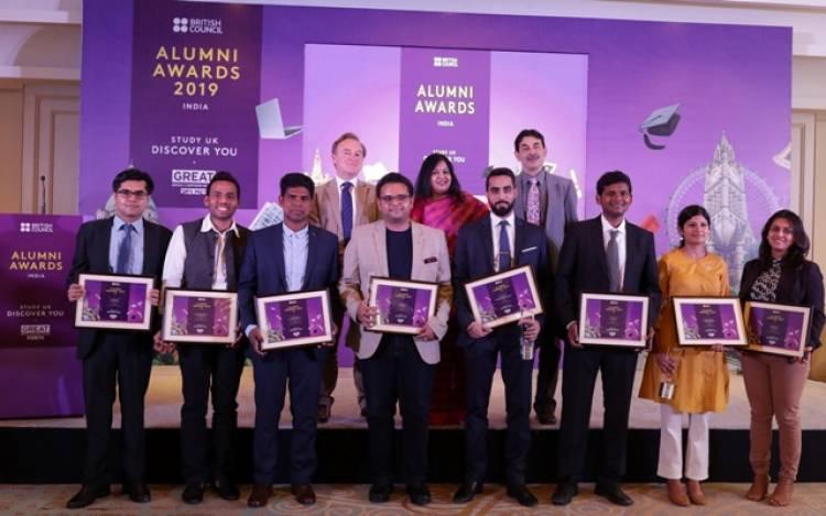 British Council celebrates UK alumni in Chennai, India