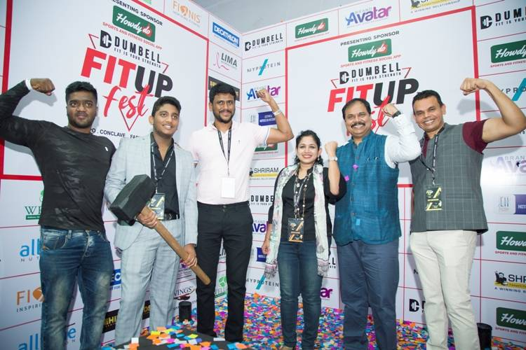 Dumbell Fitup Fest 2019- Organized by Dumbell & Brand Avatar