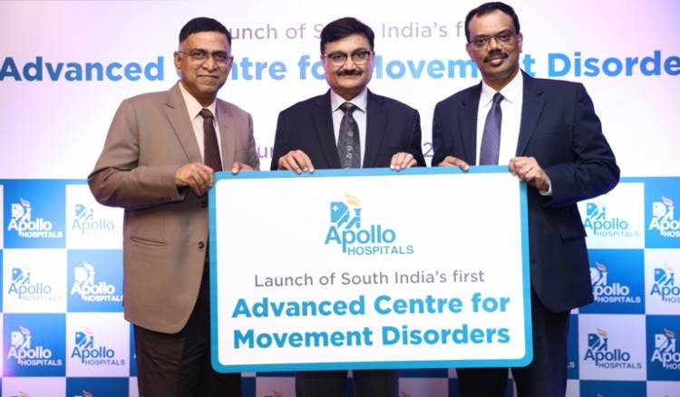 Apollo Hospitals launches Advanced Centre for Movement Disorders
