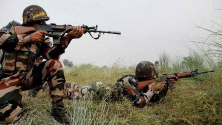 India, Pakistan Trade Heavy Fire Across Line of Control