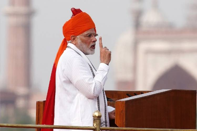 Only I can make India strong, superpower: Narendra Modi