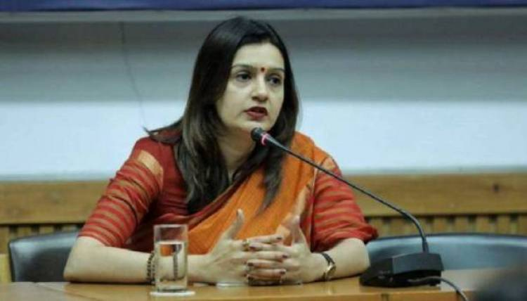 Priyanka Chaturvedi quits Congress, to join Shiv Sena