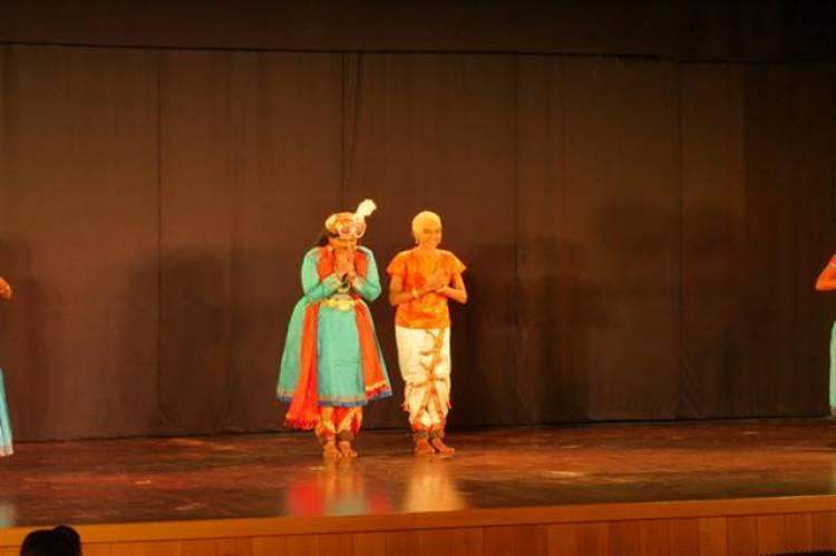 """சென்னை வாணி மஹாலில் நடைபெற்ற """"துறு துறு தெனாலி ராமன்"""" நாட்டிய நாடகம்...!!!"""