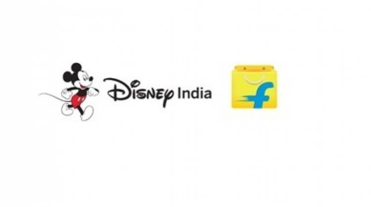 FLIPKART to delight Disney fans with Disney carnival