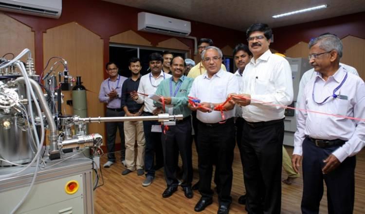 SRMIST inaugurated X-ray Photoelectron Spectroscopy (XPS) facility at Kattankulathur campus
