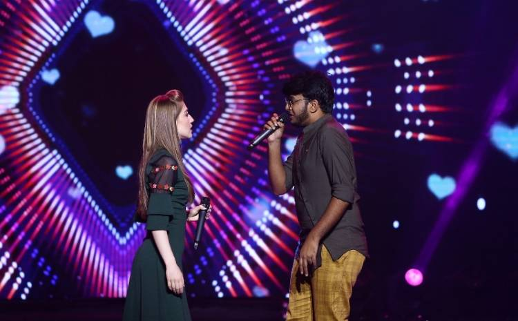 Contestants Set the Stage on Fire in This Week's Yettikku Potti Round on Singing Stars