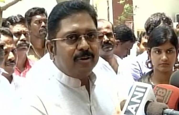 TTV Dinakaran questions CBI Over Pollachi Sexual abuse case