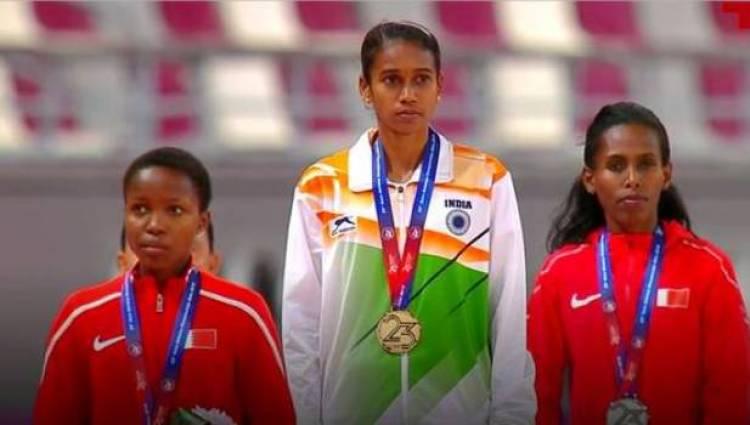 ஆசிய விளையாட்டு போட்டியில் இந்தியாவுக்கு மூன்றாவது தங்கம்