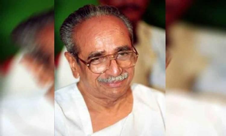 Ex-Kerala Minister Vishwanatha Menon passed away
