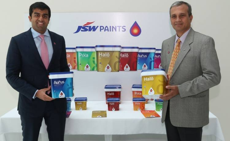 JSW Group enters paints business with JSW Paints to Unify India with its colours