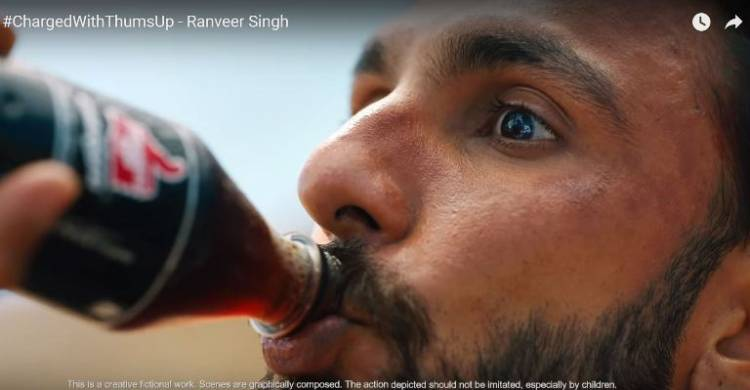 Thums Up's new action-packed film