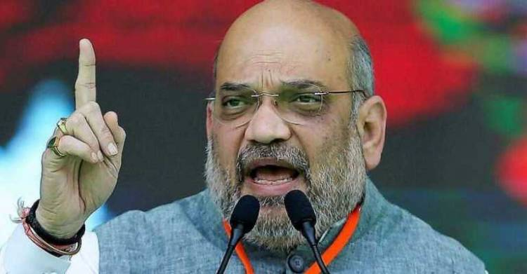Article 370 will be removed if 'Mauni Baba' returns to power: Amit Shah