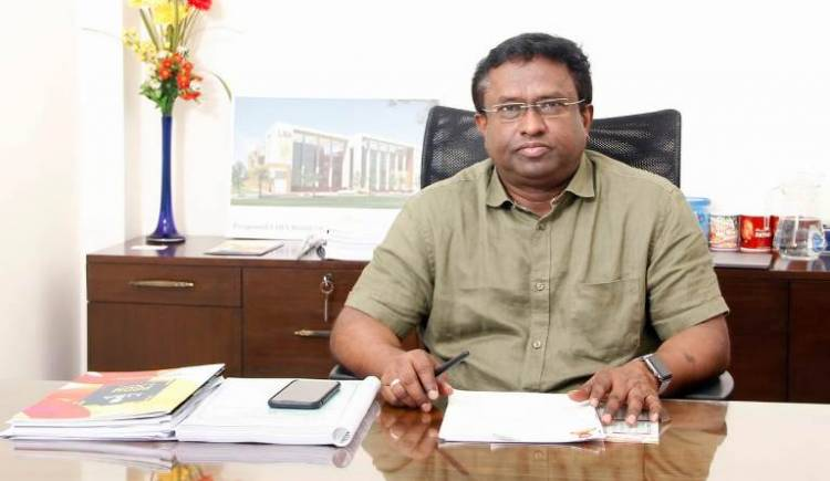 Dr. C. Joe Arun, SJ. Appointed as the new Director of LIBA