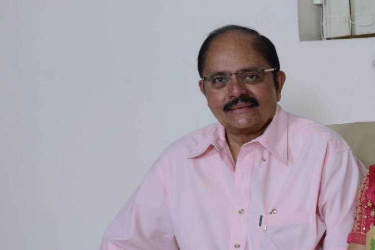 Vijaya productions B. Nagi Reddy's son Passed away