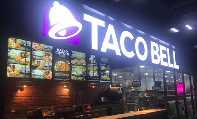 TACO BELL OPENS THIRD RESTAURANT IN CHENNAI