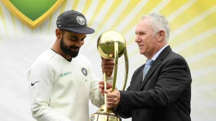 Batting Legend Allan Border Praises Virat Kohli