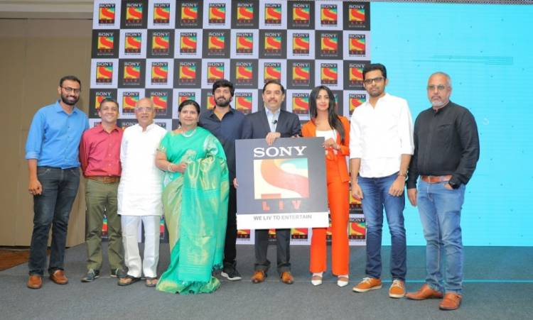 SonyLIV extends its digital footprint in South India; Gears to lead the Tamil digital content landscape