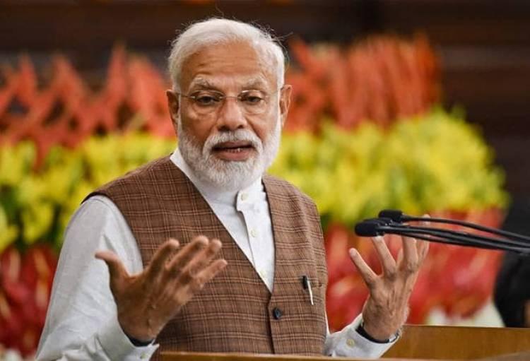 PM Narendra Modi replaces nearly half of previous cabinet