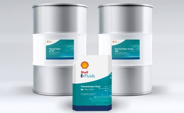 Shell Launches E-Fluids to Optimise Electric Vehicle Performance
