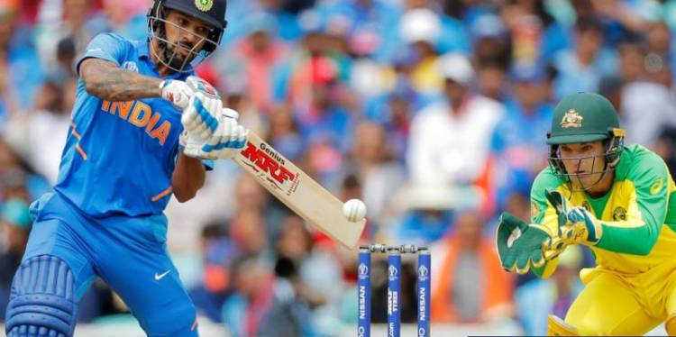 Shikhar Dhawan Ruled Out of World Cup Matches!