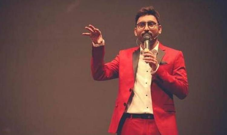 92.7 BIG FM'S RJ BALAJI BAGS PRESTIGIOUS 'RJ OF THE YEAR' AT THE INDIA RADIO FORUM 2019