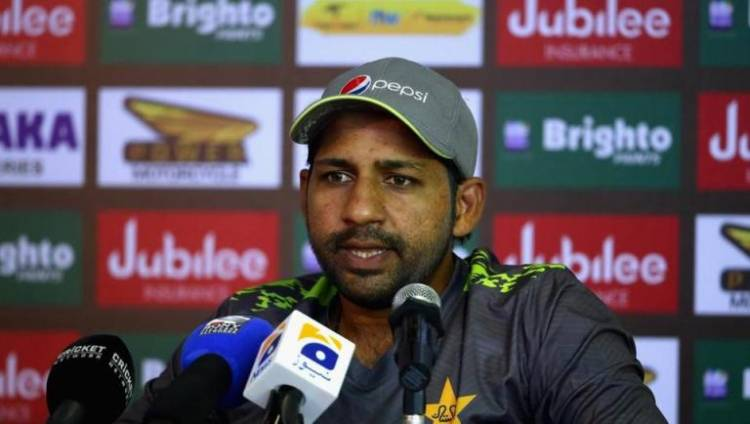 Pakistan Captain Sarfaraz warns teammates