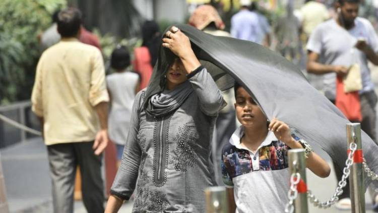Chennai will have heatwave conditions till Wednesday