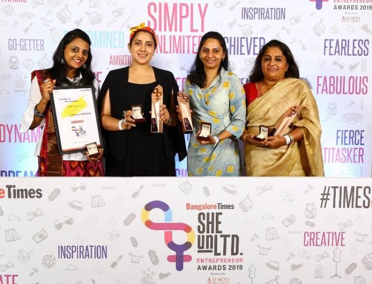 Times She UnLTD Entrepreneur Awards 2019