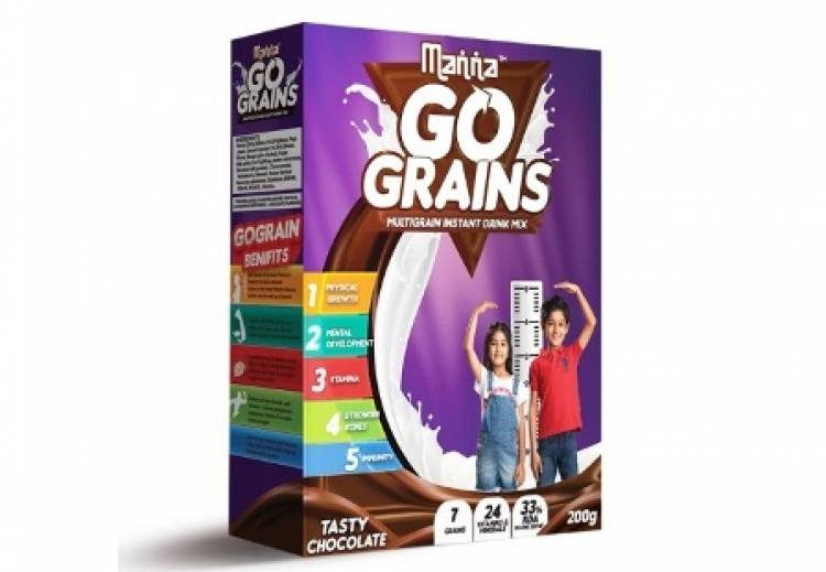 Southern Health Foods launches MannaGO GRAINS