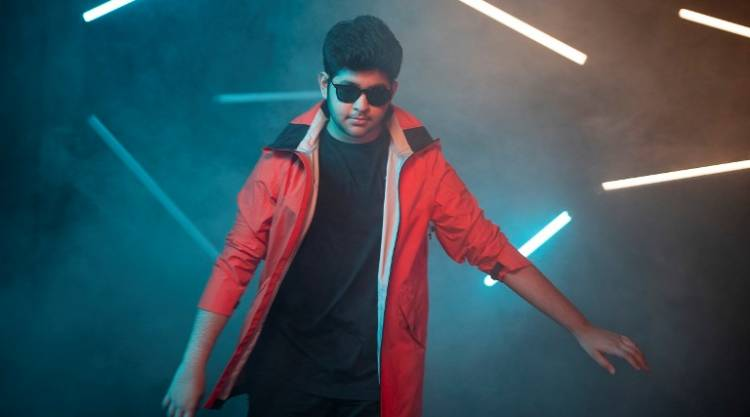 A R Ameen makes his highly anticipated song production debut with his dad