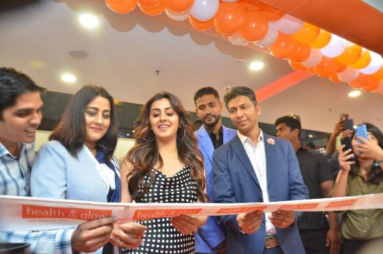 Health & Glow, The Beauty Destination Of India, Relaunches Their Express Avenue Store
