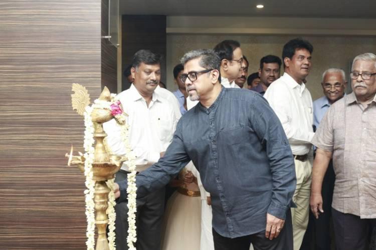 Palimer Shrikha's Vegetarian Food Court Inauguration Stills